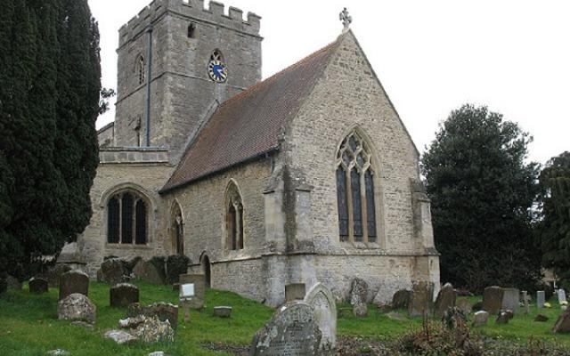 Beckley church